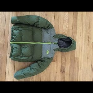 North Face Boy Puffer jacket, size Small